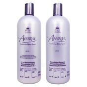 Avlon Affirm 5 In 1 Reconstructor 950ml + Normalising Shampoo 950ml