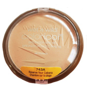 Wet n Wild Colour Icon Bronzer with SPF 15, Reserve Your Cabana [743A] 15ml