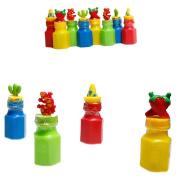 Fiesta Bubble Bottles