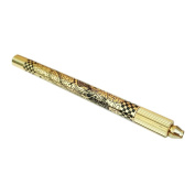Docooler Gold 10mm Permanent Manual Eyebrow Tattoo Pen Eyebrow Microblading Tattoo Machine