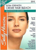 Sally Hansen Creme Hair Bleach Extra Strength For Face & Body