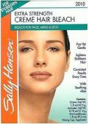 Sally Hansen Creme Hair Bleach Extra Strength For Face & Body