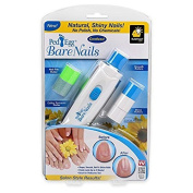 PedEgg Bare Nails Electronic Nail Care System - Buff & Shine Nails