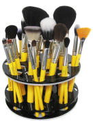 Benjabelle Roundabout Makeup Brush Storage And Organiser