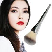Yoyorule Makeup Cosmetic Brushes Kabuki Face Blush Brush Powder Foundation Tool