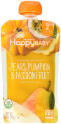 Happy Family Stage 2, Pears, Pumpkin and Passion Fruit, 120ml