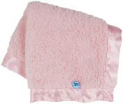 Little Unicorn Chenille Security Blanket - Pink