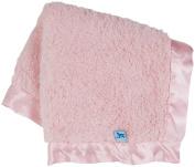 Little Unicorn Chenille Security Blanket - Pink