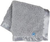 Little Unicorn Chenille Security Blanket - Grey