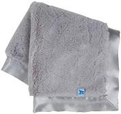 Little Unicorn Plush Security Blanket - Grey