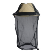 Flammi Mosquito Head Net Face Head Protection Insect Bug Net (Net/Veil Only)