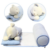 Hiltow Baby Pillow Head and Neck Support Sleeping Pillow