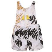Samber Floral Romper Baby Girls Clothes Toddler Jumpsuit Infant Clothing