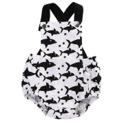 Samber Baby Clothes Jumpsuits One-Piece Suit Climbing Clothes for Baby Boys and Girls