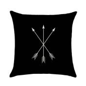 "Pillow Case,Vovotrade Linen Square Throw Flax Pillow Case Decorative Cushion Pillow Cover 45cmx45cm/17.7x17.7"""