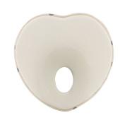 Jili Online Newborn Baby Infant Cradler Head-shaping Prevent Flat Head Pillow 0-18 Month - Beige