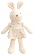 (Amy The Bunny)100% Organic Cotton Baby First Doll, 50cm