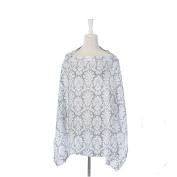 3 in 1 Huayao Baby Breastfeeding Nursing Cover 100% Cotton