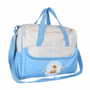 Baby Nappy Bag Multifunction Designer Fashion Tote Mummy Travel Shoulder Bag