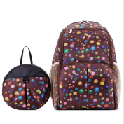 Nappy Backpacks Nappy Bags for Mummy + Cute Small Shoulderbag for Kids