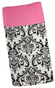 Sisi Baby Design Nappy Changing Table Pad Cover - Rose Damask