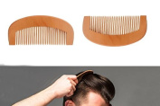 Special Gifts on Mother's Day.Wooden Comb,No Static Wooden Natural Detangler Comb,Wood Prevent Hair Loss Wooden Healthy Comb