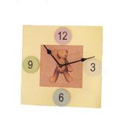 Tree by Kerri Lee Clock, Bear