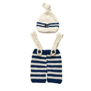 Euone Newborn Baby Girls Boys Crochet Knit Costume Photo Photography Prop Outfits