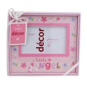 Cudlie! Decor Photo Frame little Angel Baby Girl's!