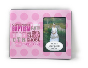 Baptism Picture Frame 10x8 Boys/Girls