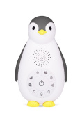 Zoe Portable Baby Soother White Noise Sound Machine with Bluetooth Speaker - Grey