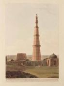 Delhi's Qutb Complex, the Minaret, Mosque and Mehrauli