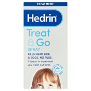 Hedrin 60 ml Treat and Go Spray