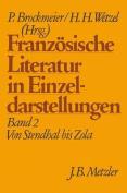 Franzosische Literatur in Einzeldarstellungen, Band 2 [GER]