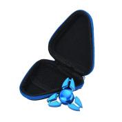 Fidget Spinner Case SMTSMT 2017 Gift Case For Fidget Spinner Triangle Finger Toy