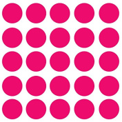 Polka Dot Wall Decal Nursery Kids Room Peel and Stick Removable Sticker Circle Pattern Decor #1326 (10cm