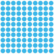 Polka Dot Wall Decal Nursery Kids Room Peel and Stick Removable Sticker Circle Pattern Decor #1326 (5.1cm