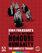 New Battles Without Honour and Humanity [Blu-ray]