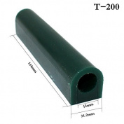PHYHOO Jewellery Tool Ring Tool Green Carving Wax Tube Man Wax Ring Solid Carving Wax Tube T200