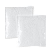 April Ya 2-4mm White Styrofoam Tiny Foam Balls Beads for Slime or Decorative DIY Crafts, Pack of 2