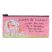 Blue Q Pencil Case Always Be Yourself