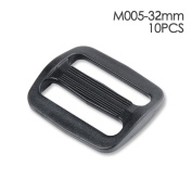 Multi-size Straps Webbing Slide Triglides Slide Plastic Slide Buckle for Backpack Bag