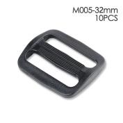 Multi-size Straps Webbing Slide Triglides Slide Plastic Slide Buckle for Backpack Bag