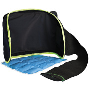 Arthritis Hip Wrap - Removable Gel Pack Cool In Freezer Warm In Microwave
