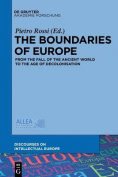 The Boundaries of Europe