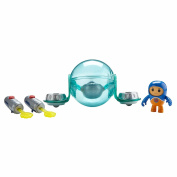 Go Jetters Vehicle - Kyan & Go Roll