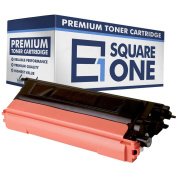 eSquareOne Compatible High Yield Toner Cartridge Replacement for TN115BK TN110BK