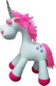 Springy Unicorn Mobile / Ceiling Bouncer / Baby's Room Decoration