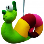 Springy Snail Mobile / Ceiling Bouncer / Baby's Room Decoration