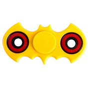 L-FENG-UK Tri spinner Fidget Relieves Stress ADHA Anxiety Hand Spinner for Adult and Children
